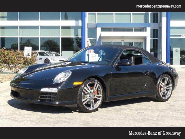 New and used porsche 911 for sale in houston tx the car for Mercedes benz of greenway houston