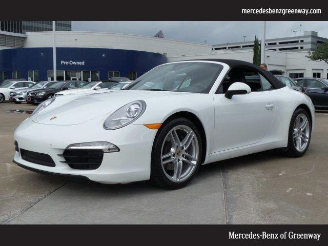 New and used porsche 911 for sale in houston tx the car for Mercedes benz houston greenway