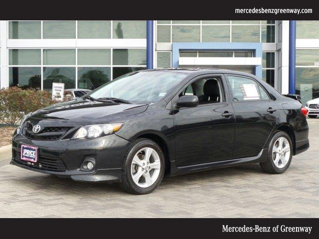 New and used toyota corolla for sale in houston tx the for Mercedes benz greenway inventory