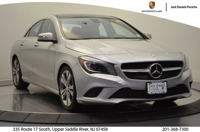 Mercedes-Benz CLA-Class Under 500 Dollars Down