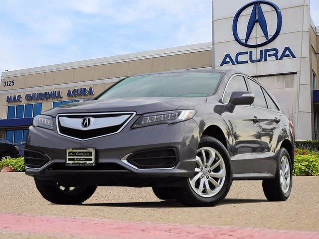 New And Used Acura RDX For Sale In Fort Worth TX US News - Acura rdx fuel type