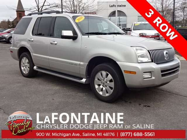 2008 Mercury Mountaineer
