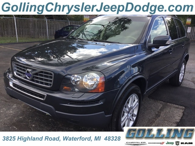 Volvo XC90 Under 500 Dollars Down