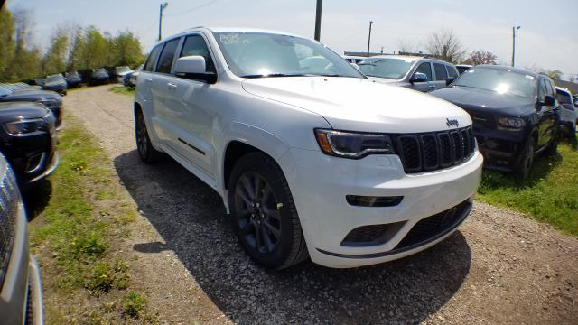 2019 Jeep Grand Cherokee Overland photo