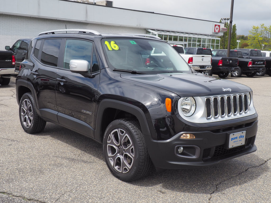 new and used jeep renegade for sale in somersworth nh u s news world report. Black Bedroom Furniture Sets. Home Design Ideas