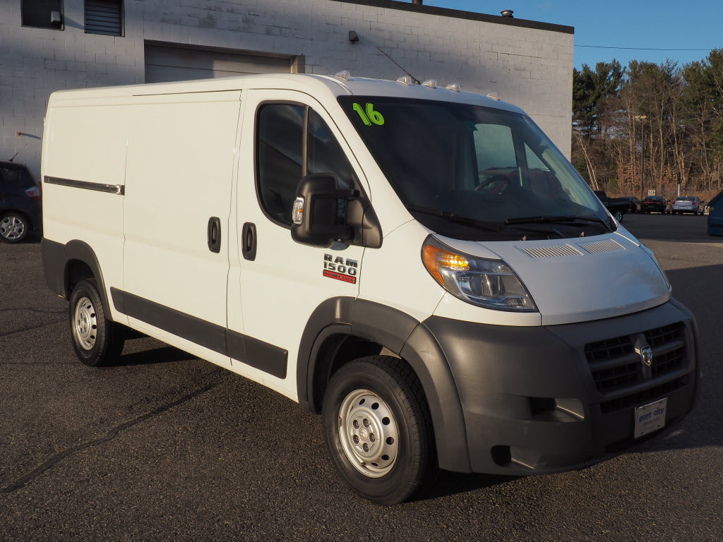 new and used white ram promaster cargos for sale in rye new hampshire nh. Black Bedroom Furniture Sets. Home Design Ideas