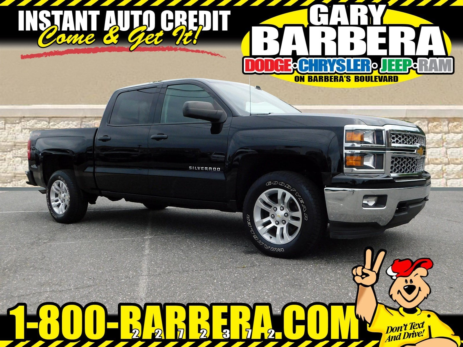 2014 Chevrolet Silverado 1500 LT photo