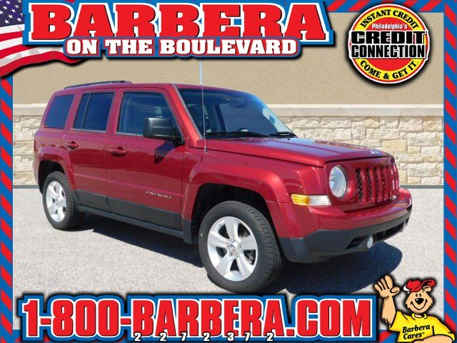 new and used jeep patriot for sale in clementon nj u s news world report. Black Bedroom Furniture Sets. Home Design Ideas