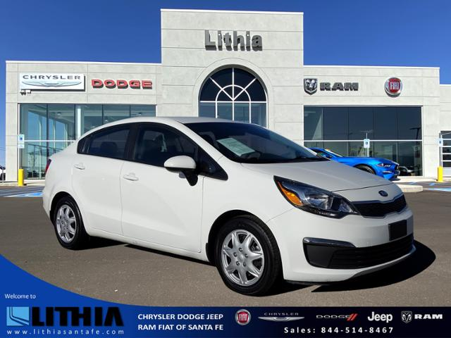 2016 Kia Rio SX photo