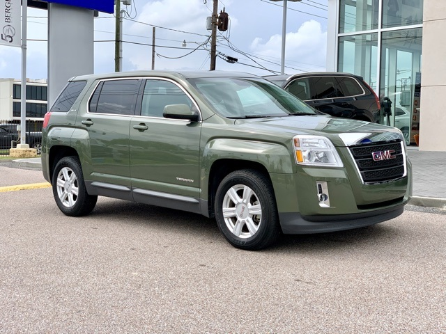 GMC Terrain Under 500 Dollars Down