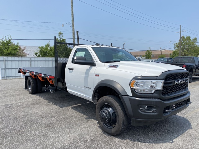2021 Ram 5500 Chassis Cab