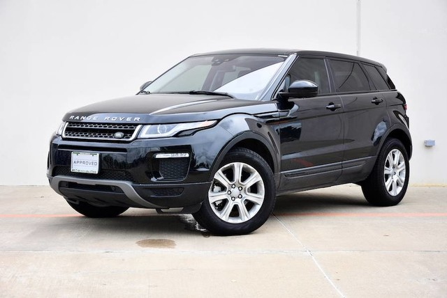 used land rover range rover evoque for sale in dallas tx u s news world report. Black Bedroom Furniture Sets. Home Design Ideas