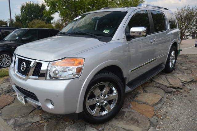 Pre Owned Nissan Armada Under $500 Down