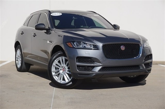 2018 Jaguar F-Pace 25t Prestige photo