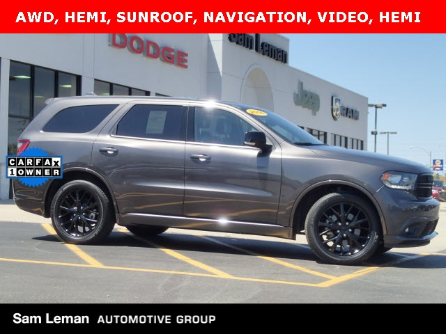Bloomington, IL - 2016 Dodge Durango