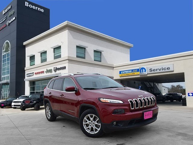 2017 Jeep Cherokee