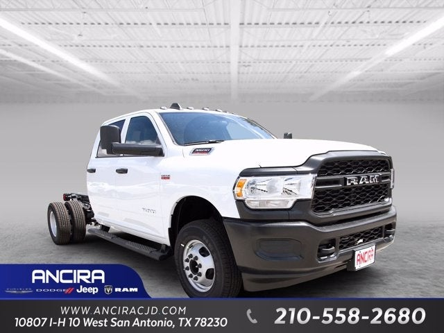 2021 Ram 3500 Chassis Cab