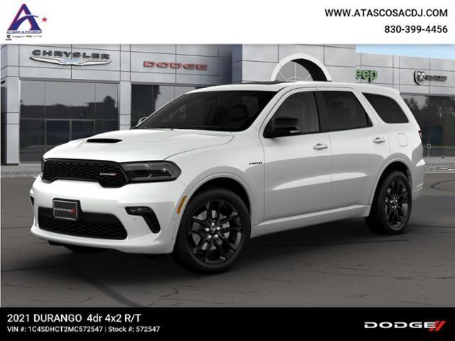 2021 Dodge Durango R/T photo