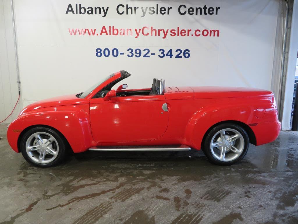 Chevrolet SSR Under 500 Dollars Down