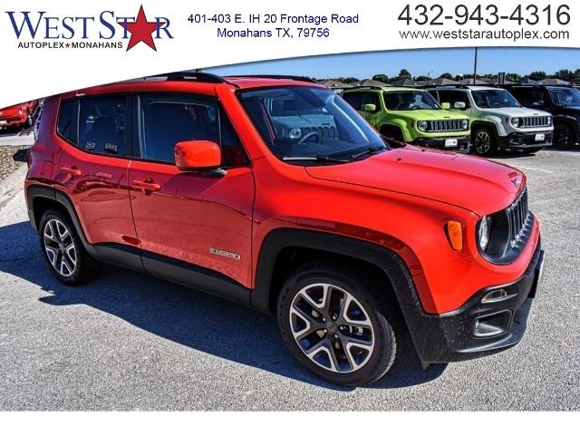 2018 Jeep Renegade  photo
