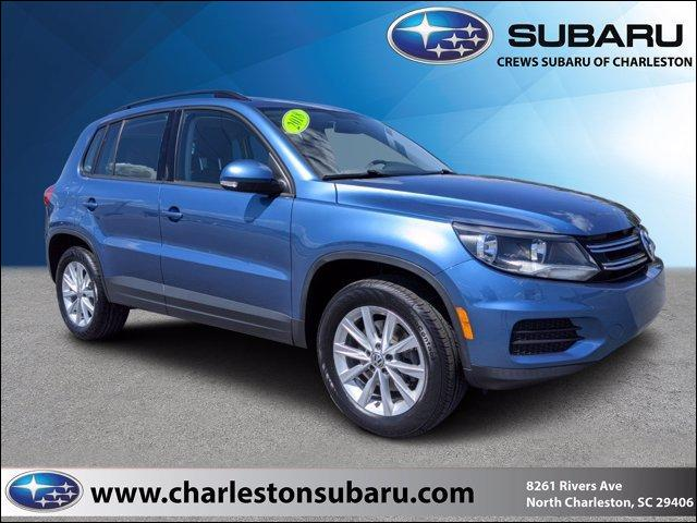 Volkswagen Tiguan Limited Under 500 Dollars Down