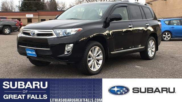 2013 Toyota Highlander Hybrid Limited photo
