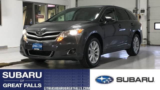 2013 Toyota Venza AWD 4cyl photo
