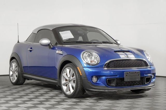 MINI Cooper Coupe Under 500 Dollars Down