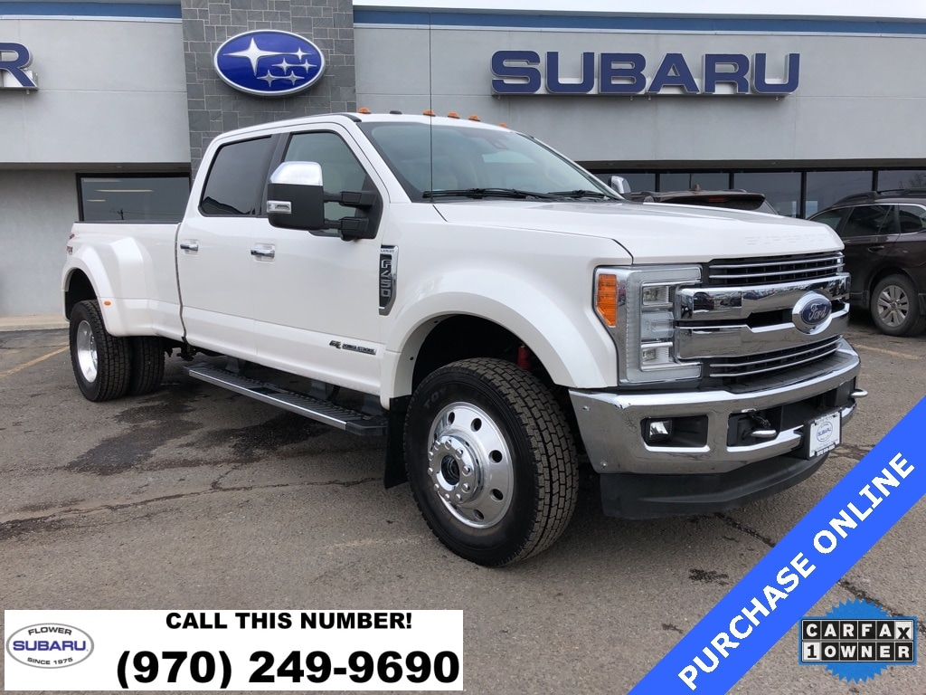 2017 Ford Super Duty F-450