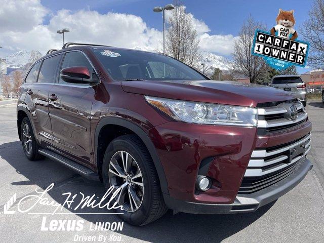 2018 Toyota Highlander  photo