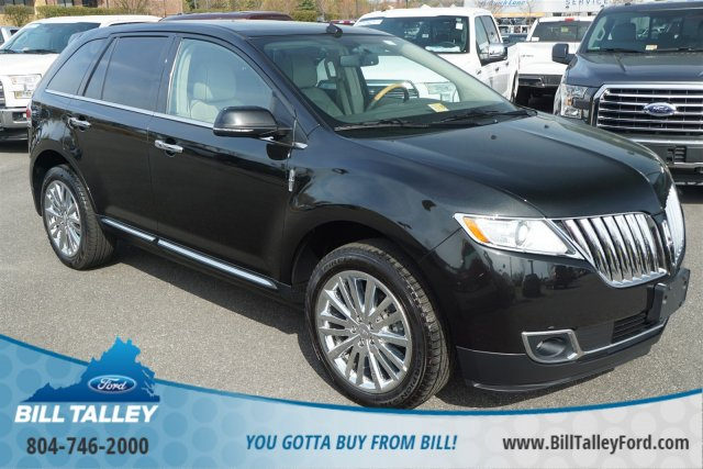 Pre Owned Lincoln MKX Under $500 Down
