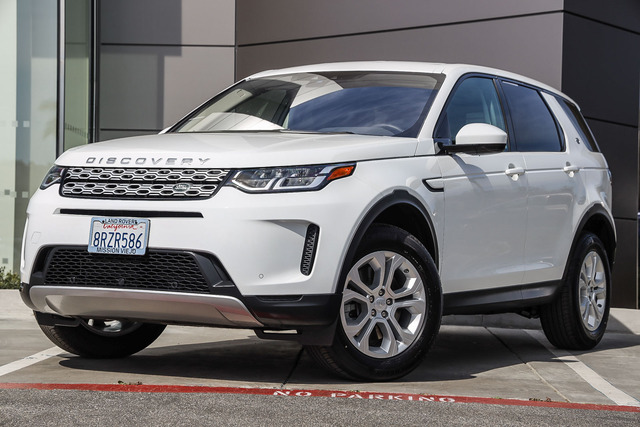 2020 Land Rover Discovery Sport Standard photo