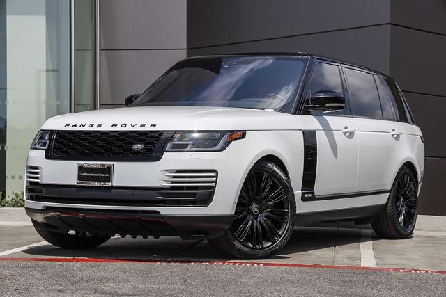 2020 Land Rover Range Rover  photo