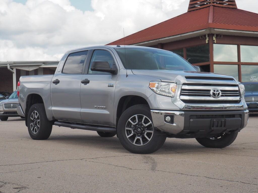 2017 Toyota Tundra Grade photo