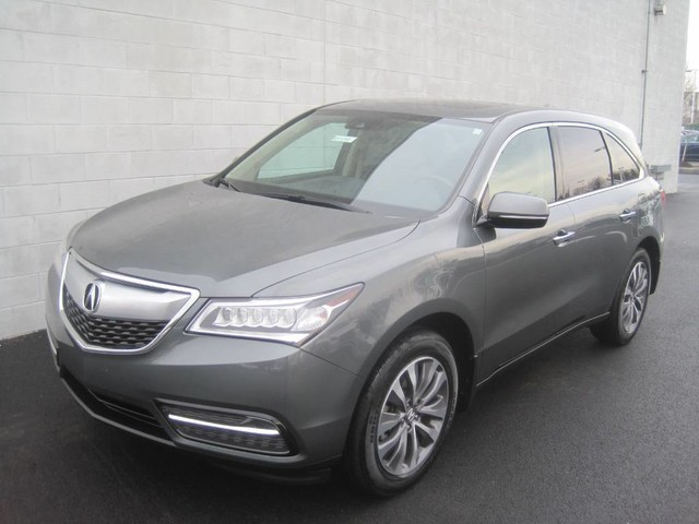 New Castle, DE - 2016 Acura MDX