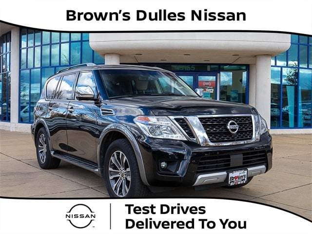 2017 Nissan Armada SL photo