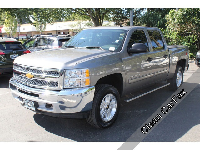 2013 Chevrolet Silverado 1500 for sale in Bellevue