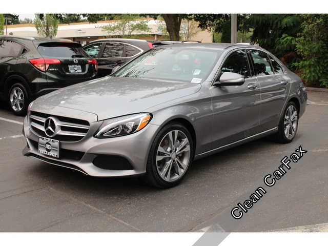 2015 Mercedes Benz C-Class for sale in Bellevue
