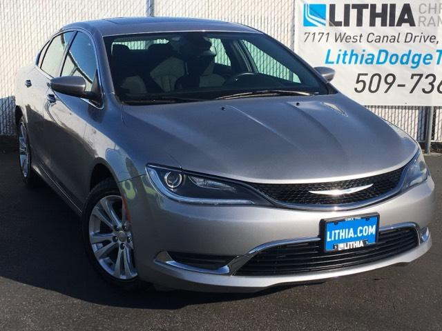 2015 Chrysler 200 for sale in Kennewick