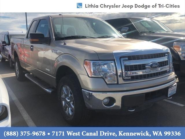 2013 Ford F-150 for sale in Kennewick