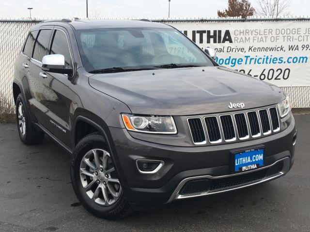 2015 Jeep Grand Cherokee for sale in Kennewick