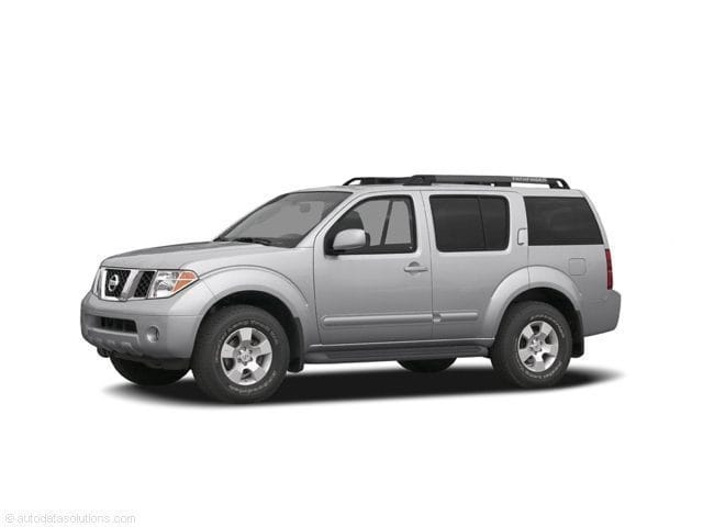 2007 Nissan Pathfinder for sale in Kennewick