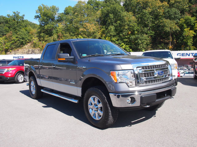 Morgantown, WV - 2013 Ford F-150