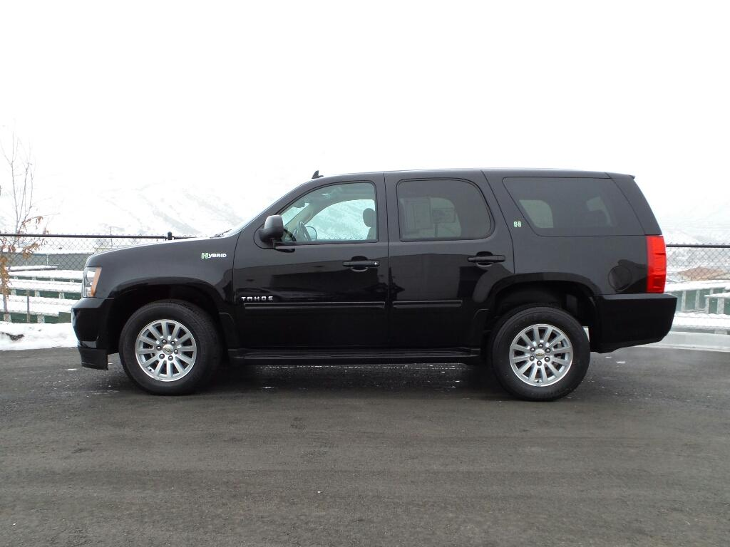 2013 chevrolet tahoe hybrid. Cars Review. Best American Auto & Cars Review