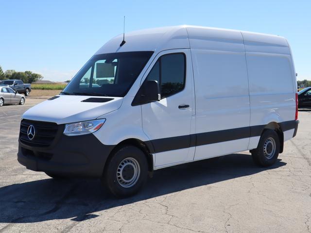 2021 Mercedes-Benz Sprinter Cargo Van