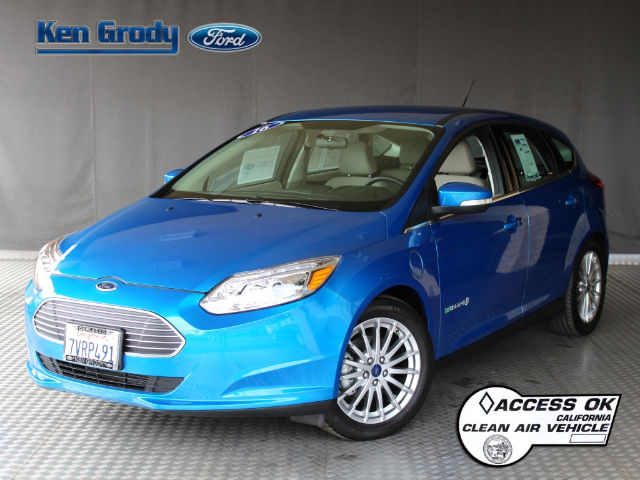 2016 Ford Focus Electric Photo