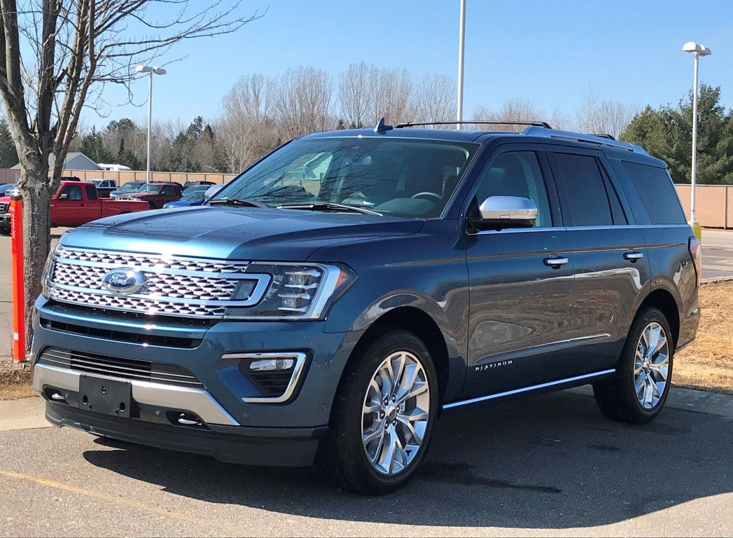 Marshfield, WI - 2018 Ford Expedition