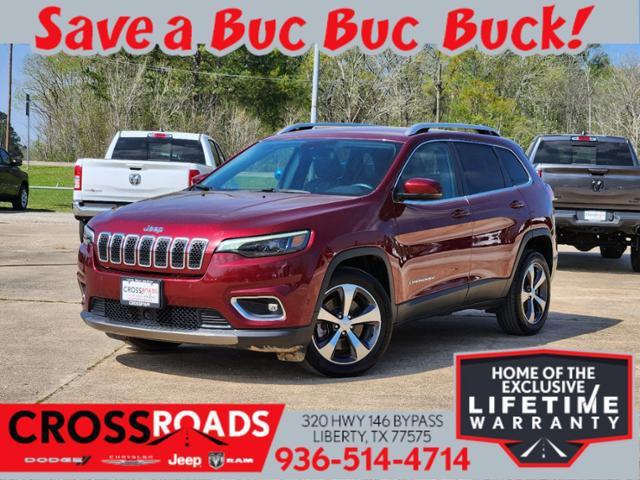 2020 Jeep Cherokee Limited photo