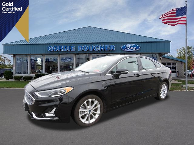 Ford Fusion Energi Under 500 Dollars Down