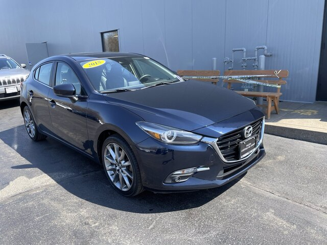 Mazda Mazda3 5-Door Under 500 Dollars Down